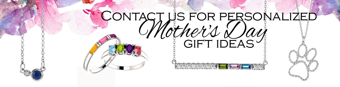Visit Kloiber Jewelers for the perfect Mother's Day gift!