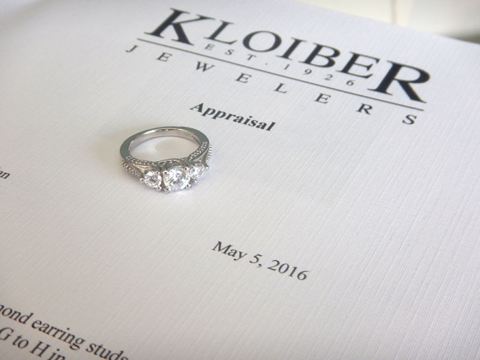 The 2 Main Types Of Jewelry Appraisals Kloiber Jewelers