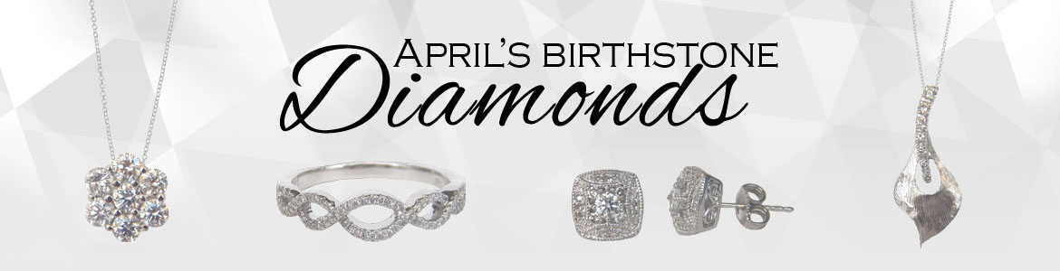 Shop our wide selection of diamond jewelry at Kloiber Jewelers!