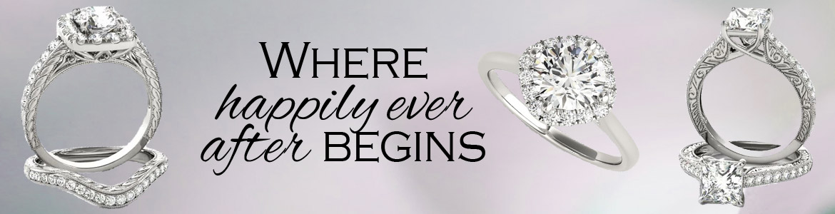Where happily ever after begins!