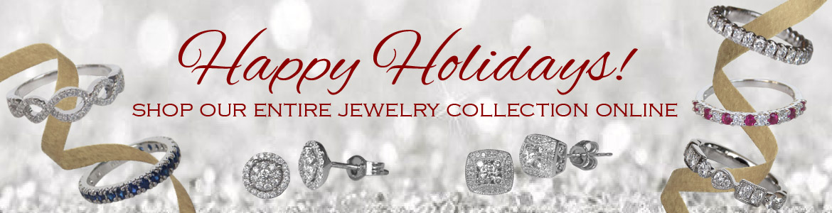 Kloiber Jewelers offers a variety of fine jewelry Christmas gift options.