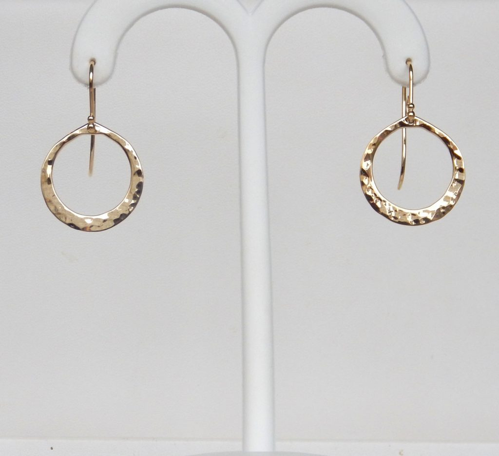 pave open circle gold stud white geometric earrings oval buy diamond products yellow collections