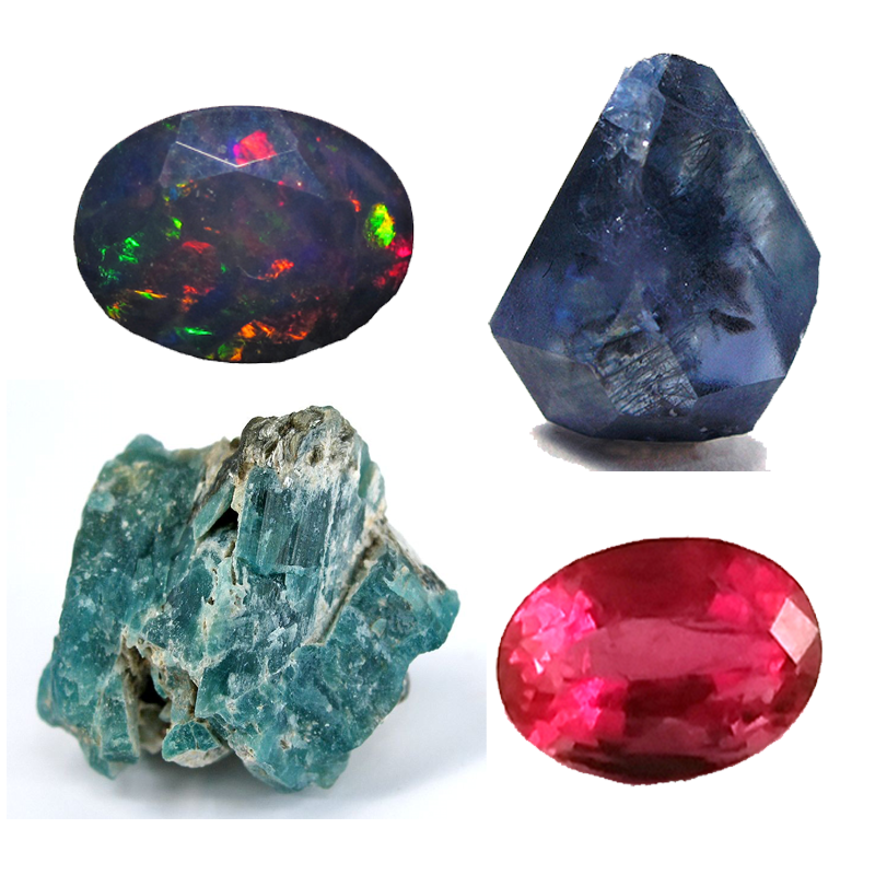 10 Gemstones Rarer Than Diamonds Kloiber Jewelers