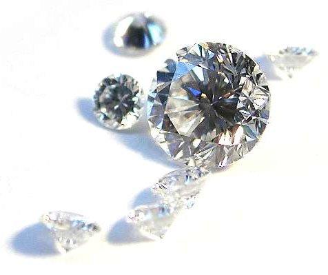 diamond gemstones
