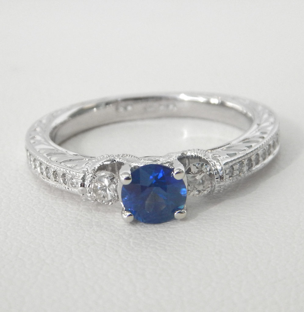 bands with engagement rings ring custom wedding jewelry matching designed jewellery