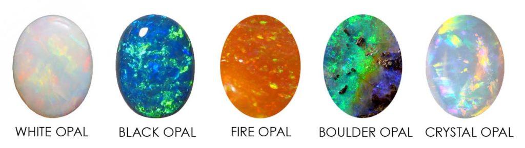 opal varieties