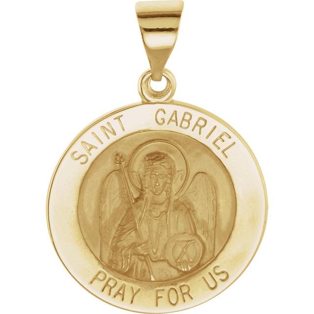 st. gabriel medal