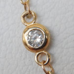 close up view of diamond