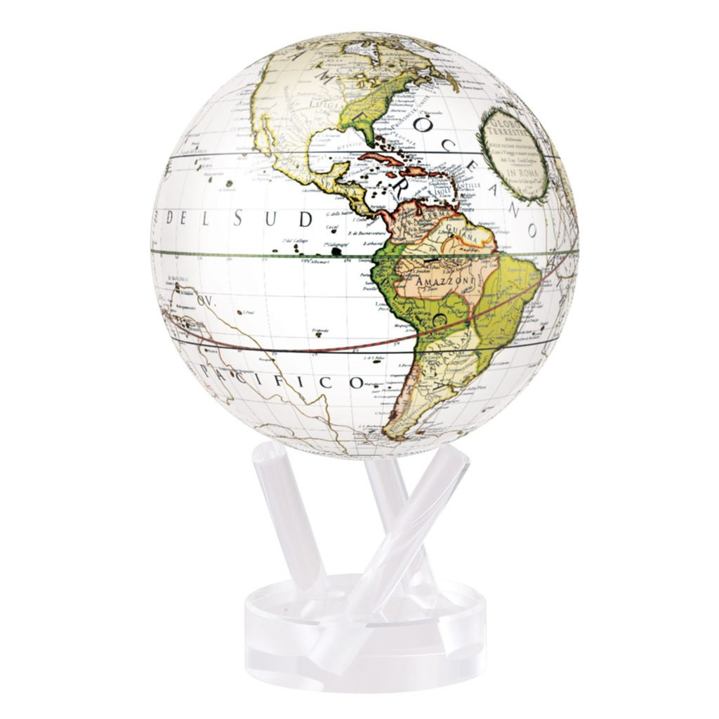 world map mova globe