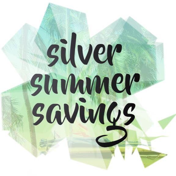 kloiber jewelers sterling silver summer sale