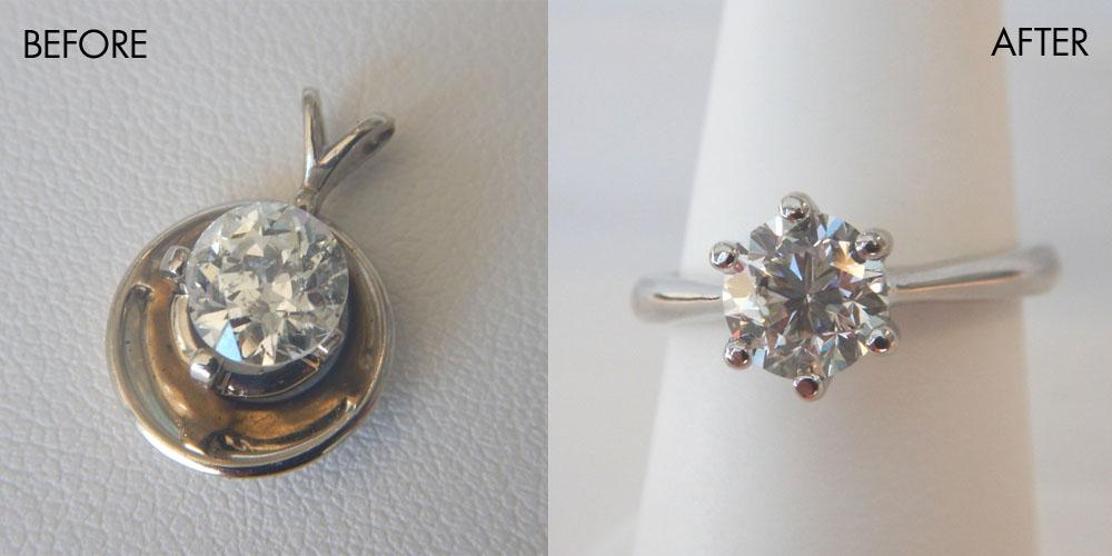 jewelry redesign kloiber jewelers