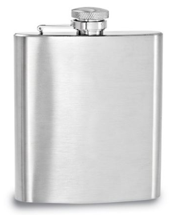 engravable stainless steel flask