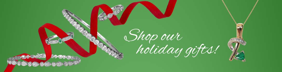 Shop our wide selection of fine jewelry.