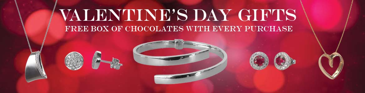 Kloiber Jewelers offers a variety of Valentine's Day jewelry gift ideas.