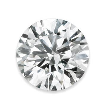 round loose diamond
