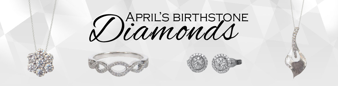 Kloiber Jewelers offers a variety of diamond jewelry.
