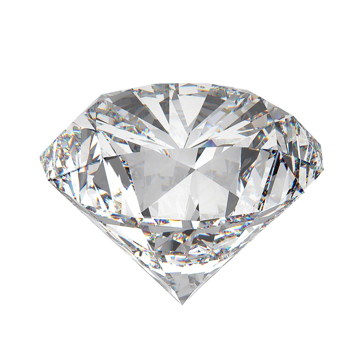 loose diamond