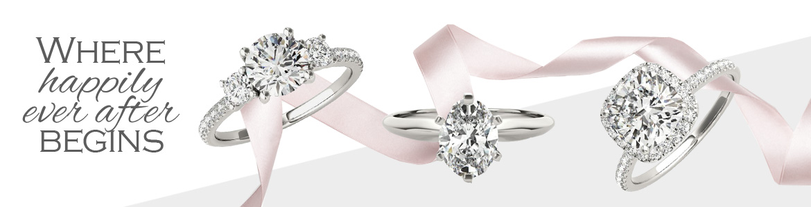 Visit Kloiber Jewelers for your Milwaukee engagement ring.