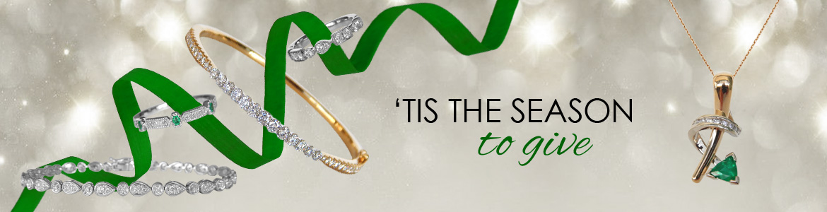 Find the perfect fine jewelry Christmas gift at Kloiber Jewelers.
