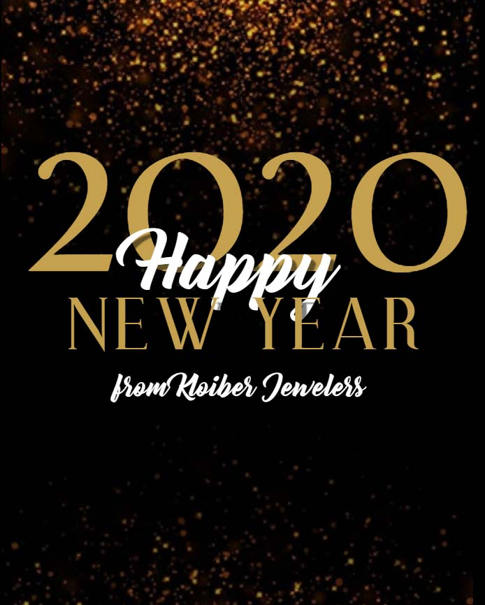 happy new years from kloiber jewelers
