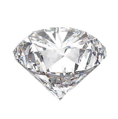 image of a loose diamond