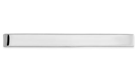 mens sterling silver tie bar