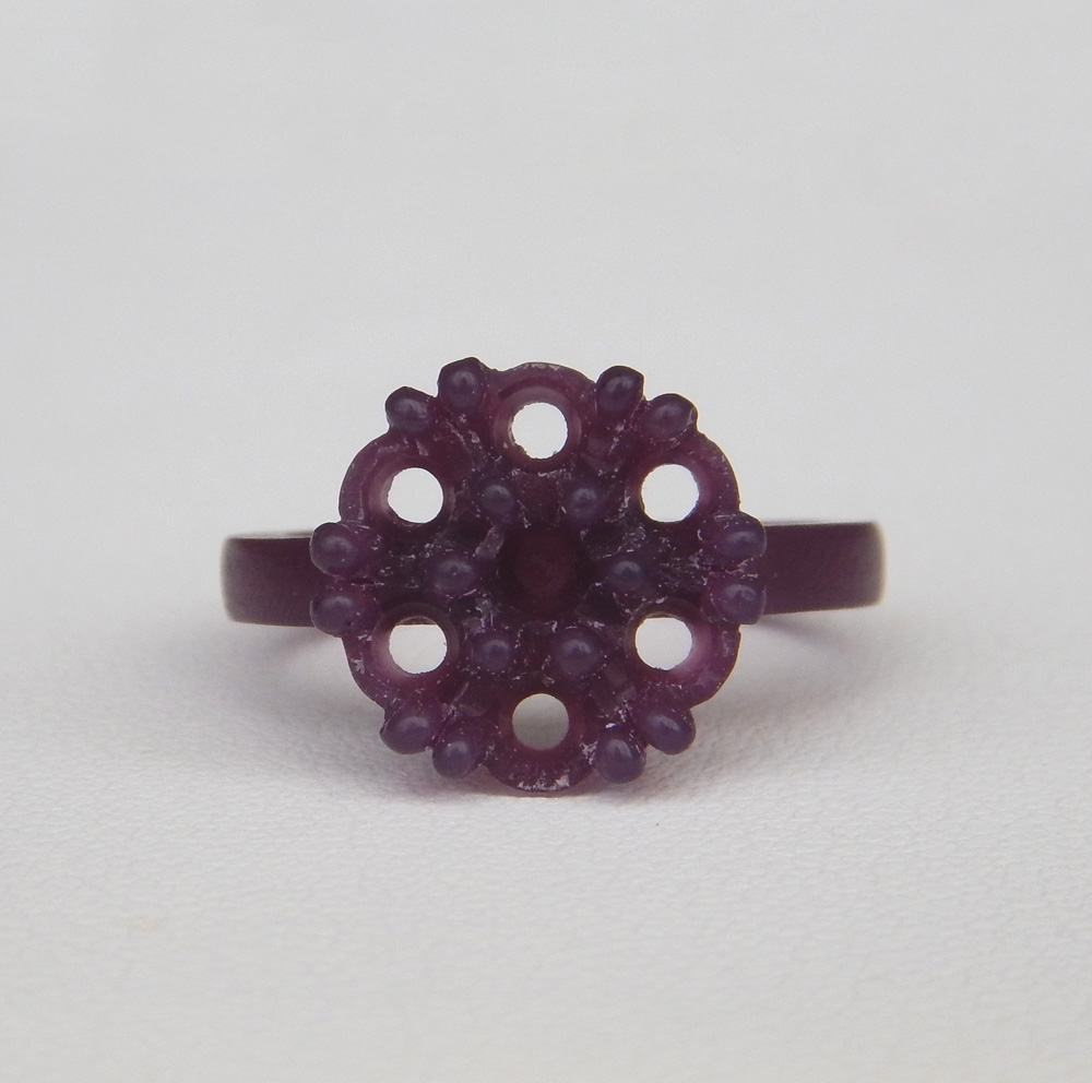 jewelry ring wax model