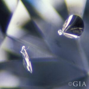 Crystal inclusion